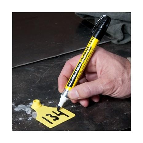 Промышленный маркер для пластика