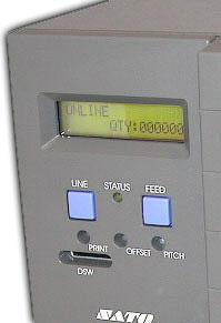 Панель управления SATO LM400e